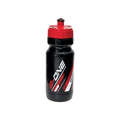 BO7NR - Borraccia BRN B-One 600ml Nera/Rossa