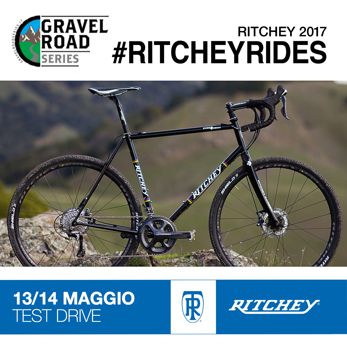 Gravel bike Ritchey Logic